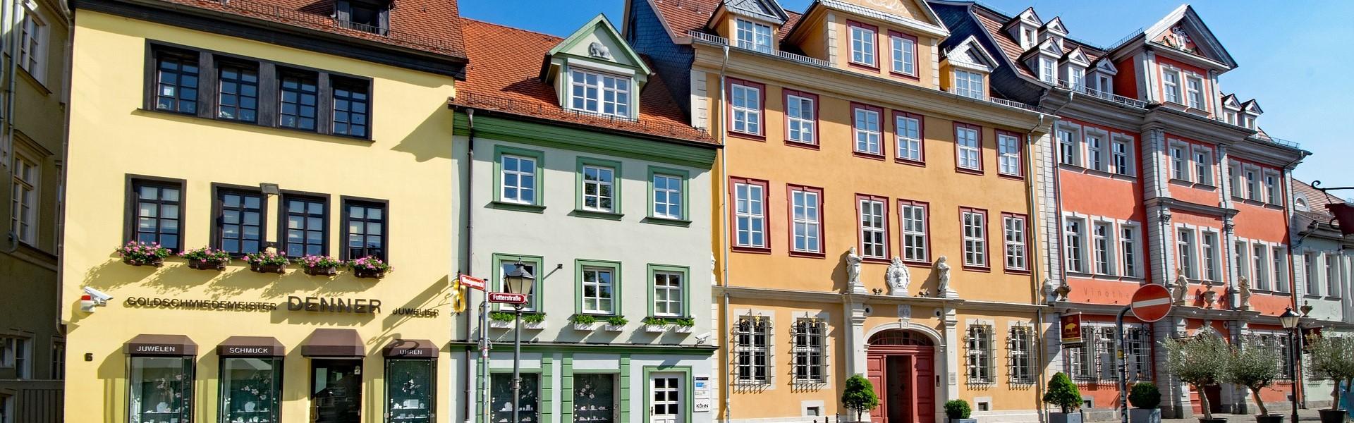 Immobilien kaufen in Erfurt und Region mit IMMOSTERN® Erfurt Altstadt Via Regia Wenigemarkt